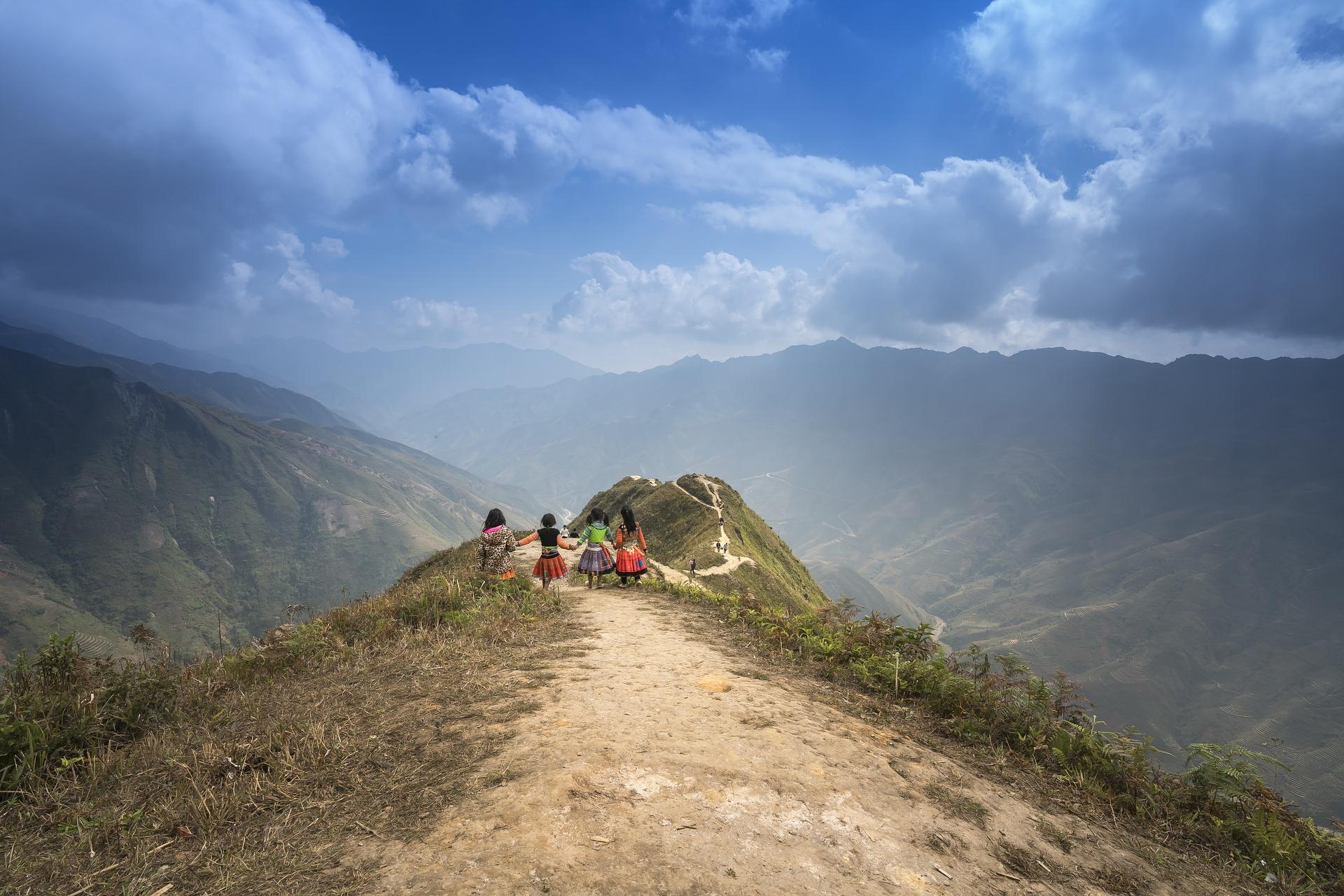 Góry, Jeziora i Lasy na terenach Azji