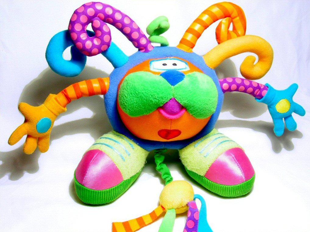 Kreatywne zabawki są ważne