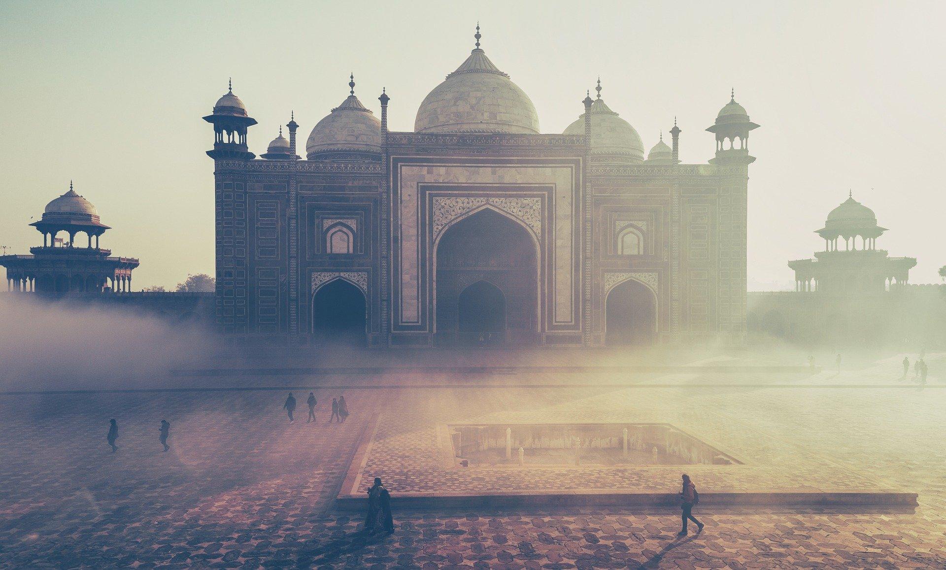 Najpiękniejsze Miejsca na terenach Azji