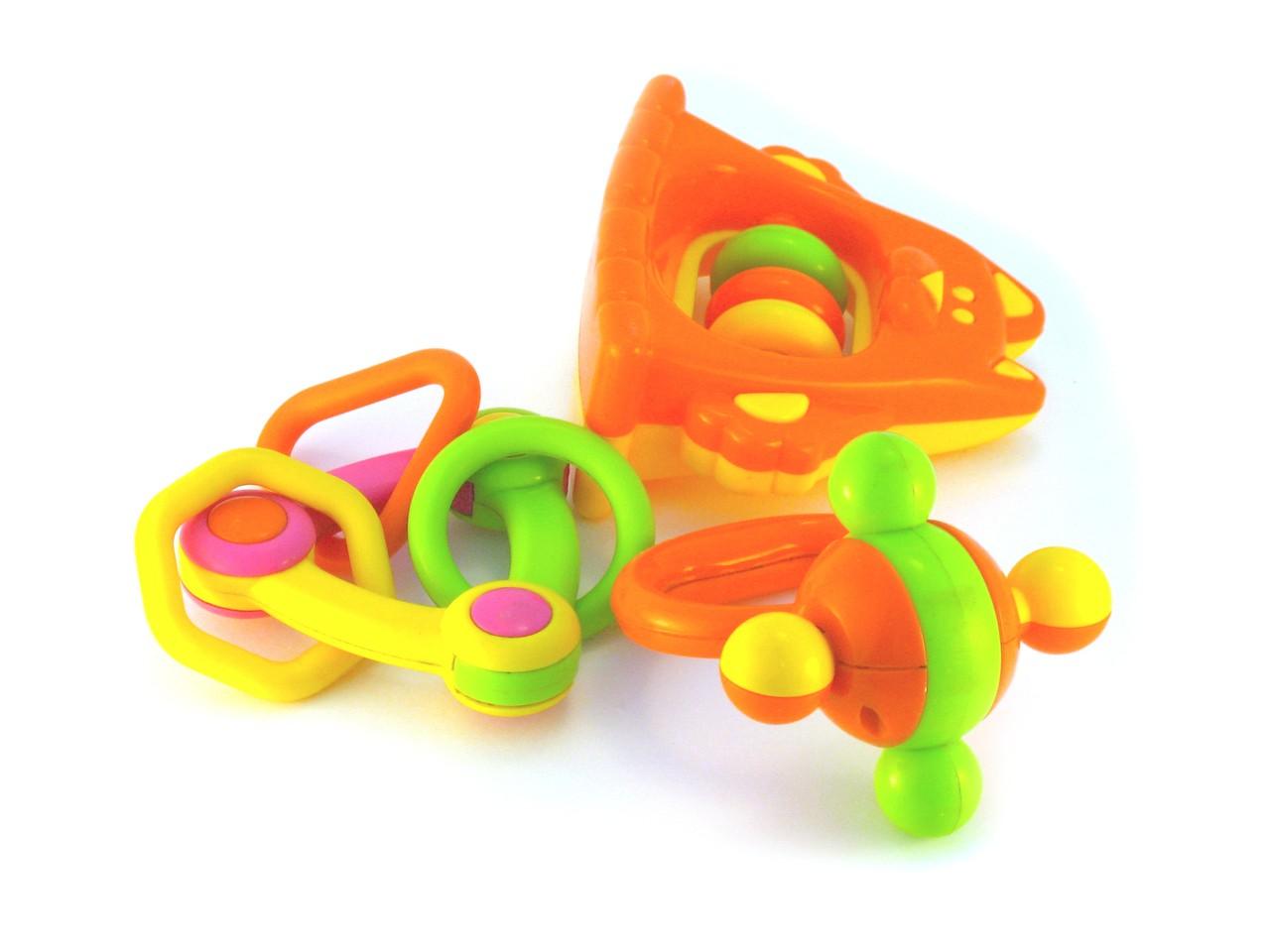 Zabawki muszą być bezpieczne